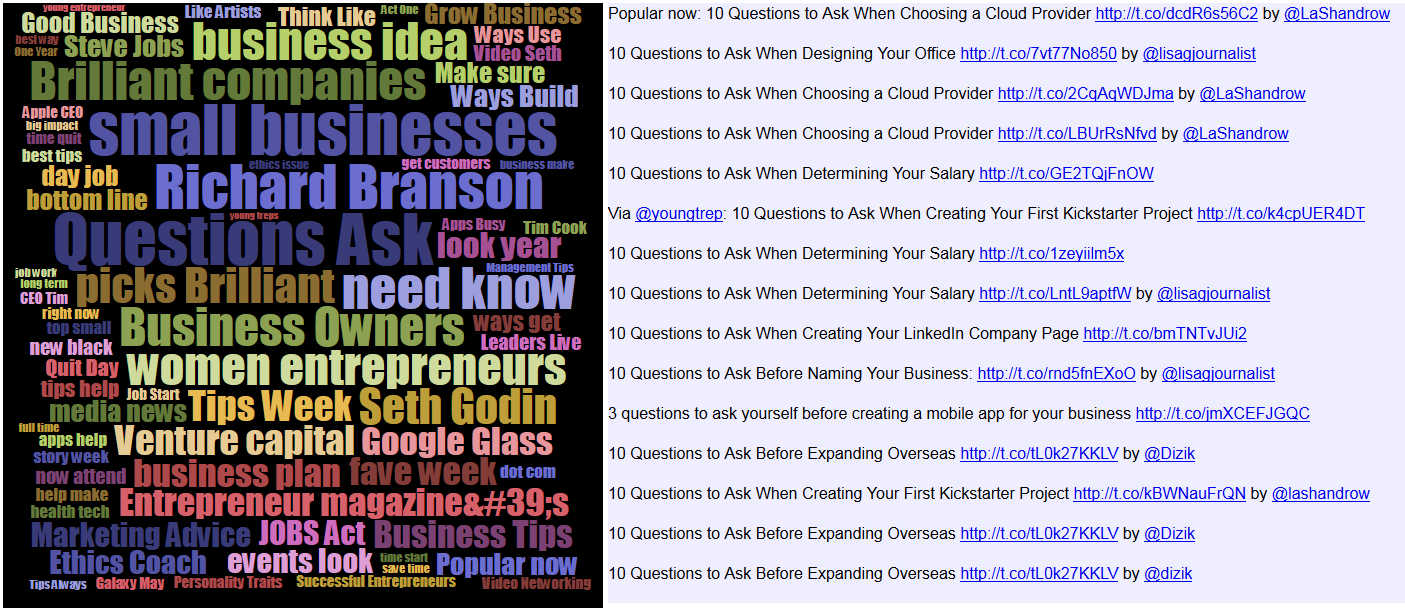 ten questions to ask links from entrepreneur magazine learnlog 10 questions to ask from entrepreneur mag